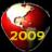 我的中国地图2009