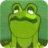 青蛙与仙鹤