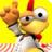 疯狂的鸡:弹珠台