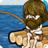 模拟海上钓鱼