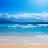 《沙滩》桌面壁纸