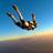 《跳伞》桌面壁纸